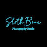 Logo Sloth Bear Photography